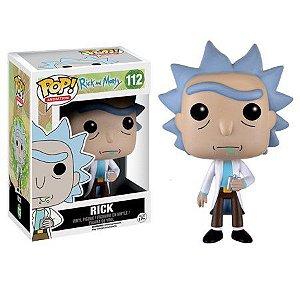 Funko Rick And Morty 112 Rick - Funko Pop