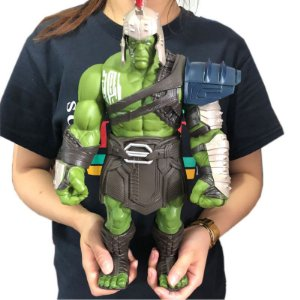 Boneco Hulk Gladiador 35 Cm Action Figure Thor Ragnarok - Marvel
