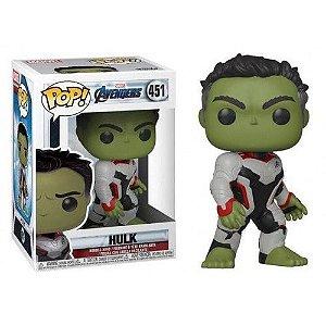 Funko Pop Vingadores Ultimato 451 Hulk - Funko Pop