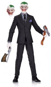 Boneco Coringa Action Figure Joker Greg Capullo - Dc Comics