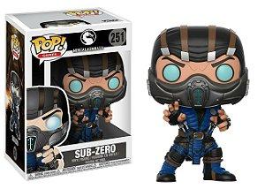 Funko Mortal Kombat X 251 Sub-Zero - Funko Pop