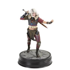 Boneco Cirilla Série 2 The Witcher 3 Wild Hunt - Dark Horse