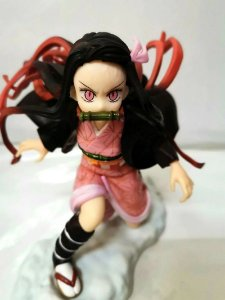 Nezuko Kamado Demon Blade Action Figure Kimetsu no Yaiba - Demon Slayer