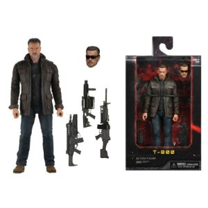 Terminator T-800 Exterminador do Futuro Dark fate - Neca