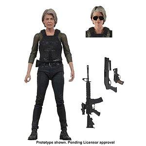 Sarah Connor Action Figure Exterminador do Futuro Dark fate - Neca