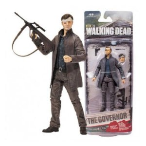 Action Figure The Walking Dead Series 6 The Governor - McFarlane toys