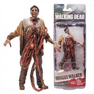 Action Figure The Walking Dead Series 6 Zumbi Bungee Walker - McFarlane toys