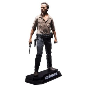 Figure The Walking Dead Color Tops Rick Grimes - McFarlane toys