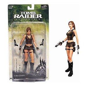 Lara Croft Tomb Raider Underworld 18cm- Neca