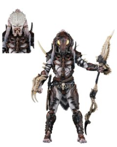 Action Figure Predador Ultimate Alpha 100th Edição Especial - Original NECA