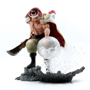 Edward Newgate Barba Branca Figure 25 Cm - One Piece