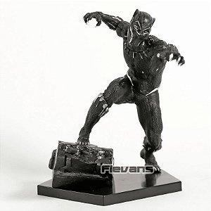 Pantera Negra Estátua 18 Cm - Vingadores