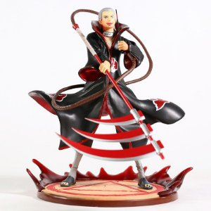 Estátua Hidan Akatsuki Naruto Shippuden - Animes Geek