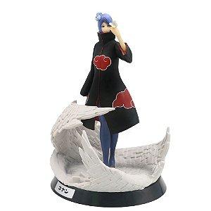 Estátua Konan Akatsuki Naruto Shippuden - Animes Geek