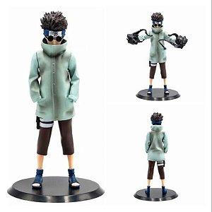 Boneco Shino Aburame Naruto Shippuden - Animes Geek