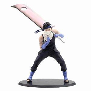 Zabuza Momochi Lâmina do Executor Attack - Naruto Clássico