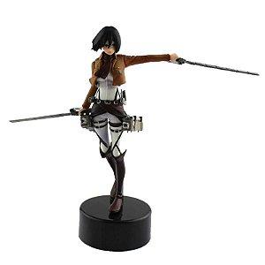 Mikasa Ackerman Figure 14 Cm Attack On Titan - Shingeki no Kyojin