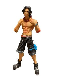 Action Figure Portgas D. Ace 18 Cm - One Piece