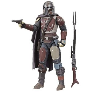 Action Figure The Mandalorian Black Series - Star Wars
