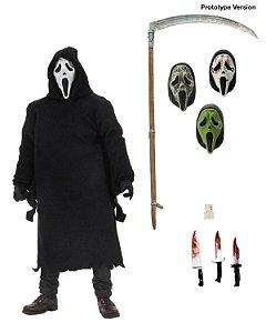 Action Figure Ghostface Ultimate Screamsdawn - Neca