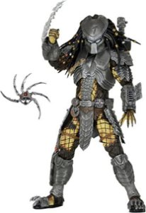 Action Figure Masked Scar Alien Vs Predador Movie Series 15 Articulado - Neca
