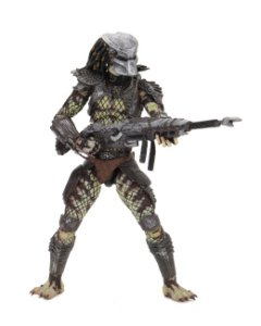 Action Figure Scout Predador 2 Movie Series 2 Articulado - Neca