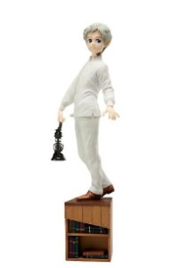 Estátua Norman 1/8 Original Sega Prize - The Promised Neverland