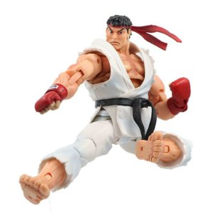 Ryu Action Figure Street Fighter IV - Neca