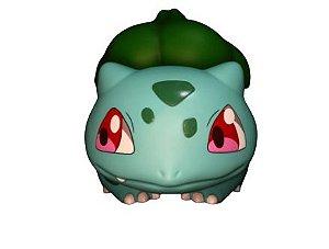 Bulbasaur Escala 1: 1 Tamanho Real - Pokémon Life Size