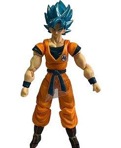 Action Figure Goku Super Saiyajin Blue - Dragon Ball Super