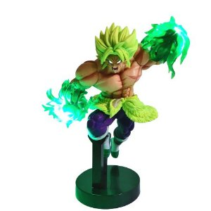 Estátua Broly Super Saiyajin Com LED - Dragon Ball