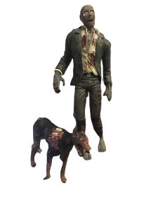 Action Figure Zombie Resident Evil 10Th - Neca
