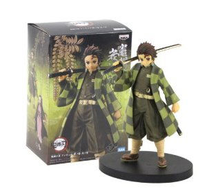 Figure Tanjirou Kamado Ver. II Demon Slayer - Kimetsu No Yaiba