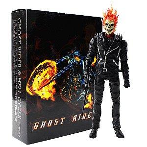 Motoqueiro Fantasma Action Figure Articulado
