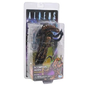 Action Figure Scorpion Alien Aliens - Neca