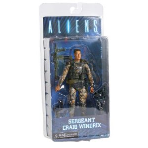 Action Figure Sergeant Aliens - Neca