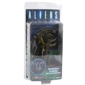 Action Figure Warrior Brown Aliens - Neca