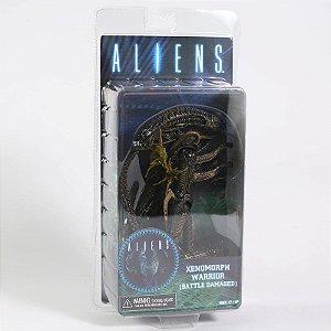 Action Figure Xenomorph Battle Damaged Ver. I Aliens - Neca