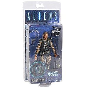 Action Figure Colonel Cameron Aliens - Neca