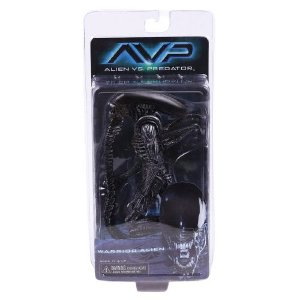 Action Figure Warrior Alien Alien Vs Predator  - Neca