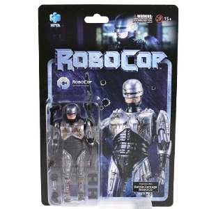 Action Figure Robocop Versão Battle Damaged Original Hiya - Cinema Geek