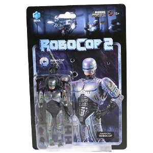 Action Figure Robocop 2 Versão Normal Original Hiya - Cinema Geek