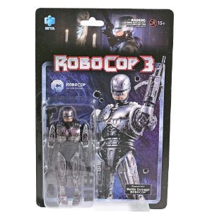 Action Figure Robocop 3 Versão Battle Damaged Original Hiya - Cinema Geek