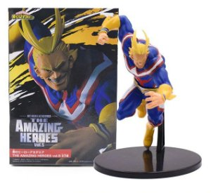 All Might Figure Boku No Hero Academia - Animes Geek