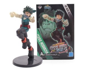 Midoriya Izuku The Fighting Heroes Figure Boku No Hero Academia - Animes Geek