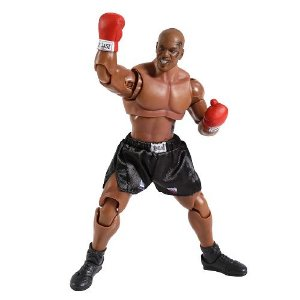 Mike Tyson Action Figure Final Round 1/12