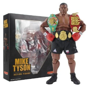 Mike Tyson Action Figure 1/12