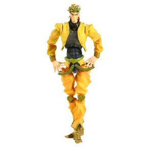 Dio Brando Action Figure Jojo's Bizarre Adventure - Animes Geek