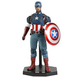 Capitão América 33 Cm articulado
