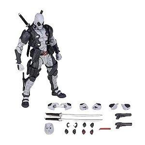 Action Figure Deadpool 16 Cm Articulado Ver. X-Force - X-Men